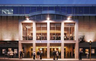 Abbey Theatre, on the Abbey Stage