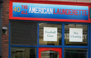 The All American Launderette